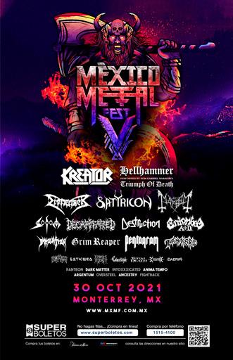 México Metal Fest V
